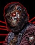 13Apes Terminator process