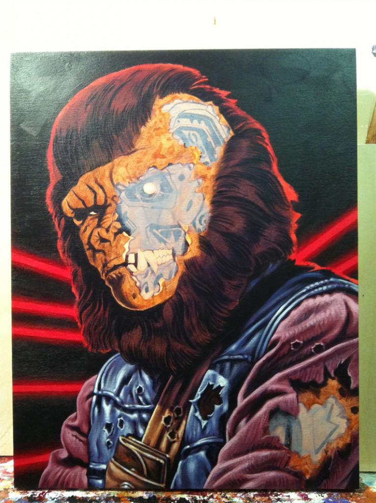 7Apes Terminator process