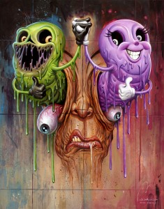 Alex Pardee Collab