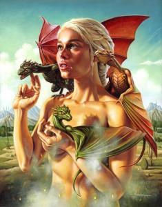Khaleesi final