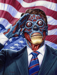 They Live final